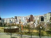 La Paz, Parque Urbano.jpg