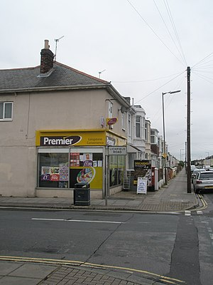 English: Langstone Convenience Store