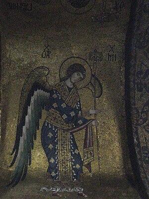 English: Michael Archangel (Martorana)
