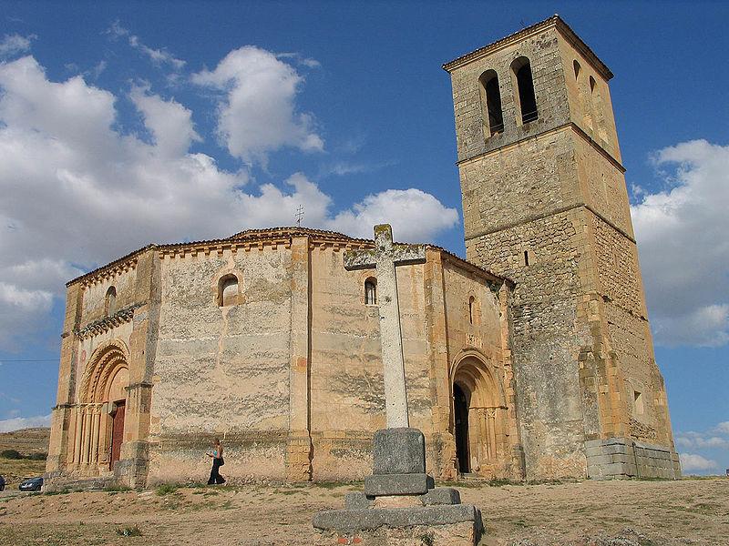 Iglésia de la Veracruz - Segovia