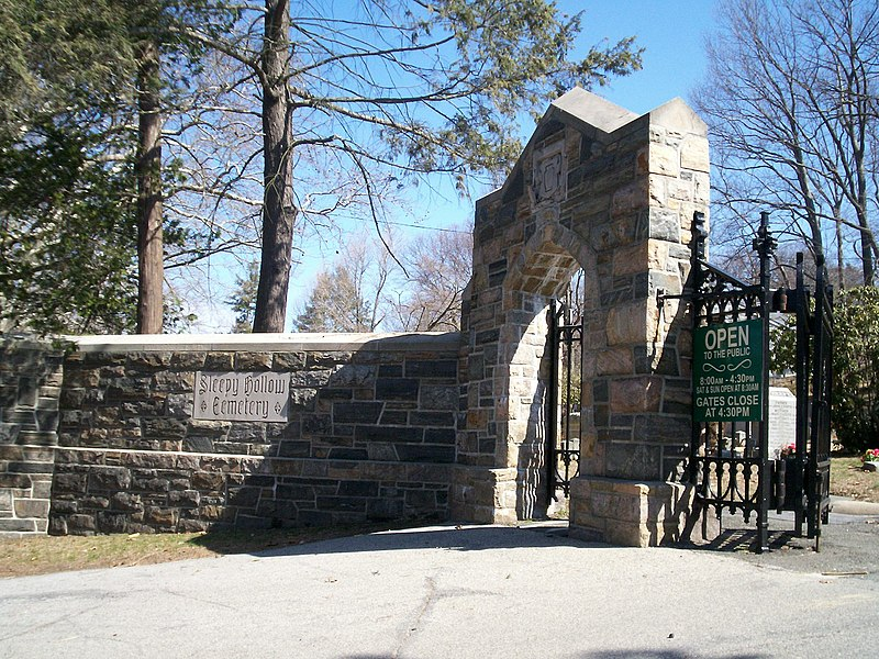 File:SleepyHollowNY-entrance.jpg