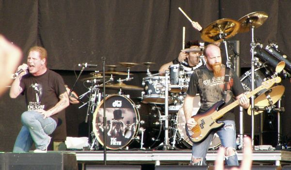 Stone Sour discography - Wikipedia