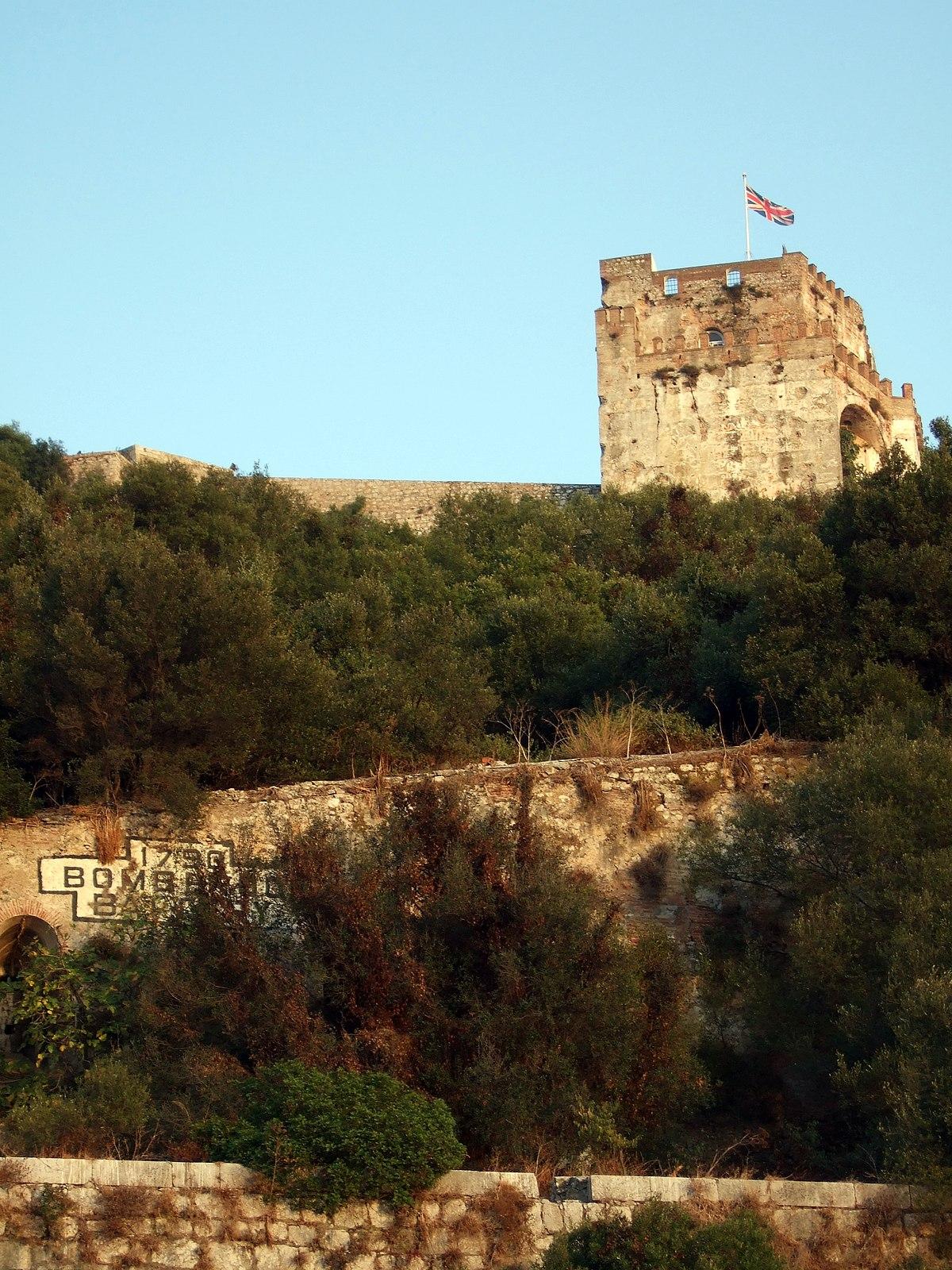 Moorish Castle Wikipedia
