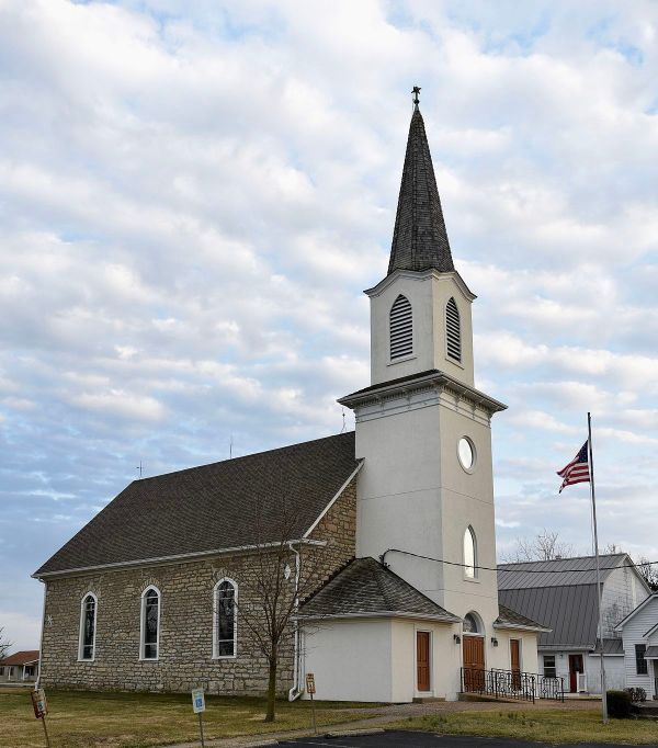 St. Paul's Church (New Melle, Missouri) - Wikipedia