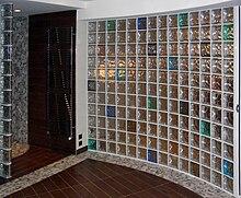 brique de verre wikipedia