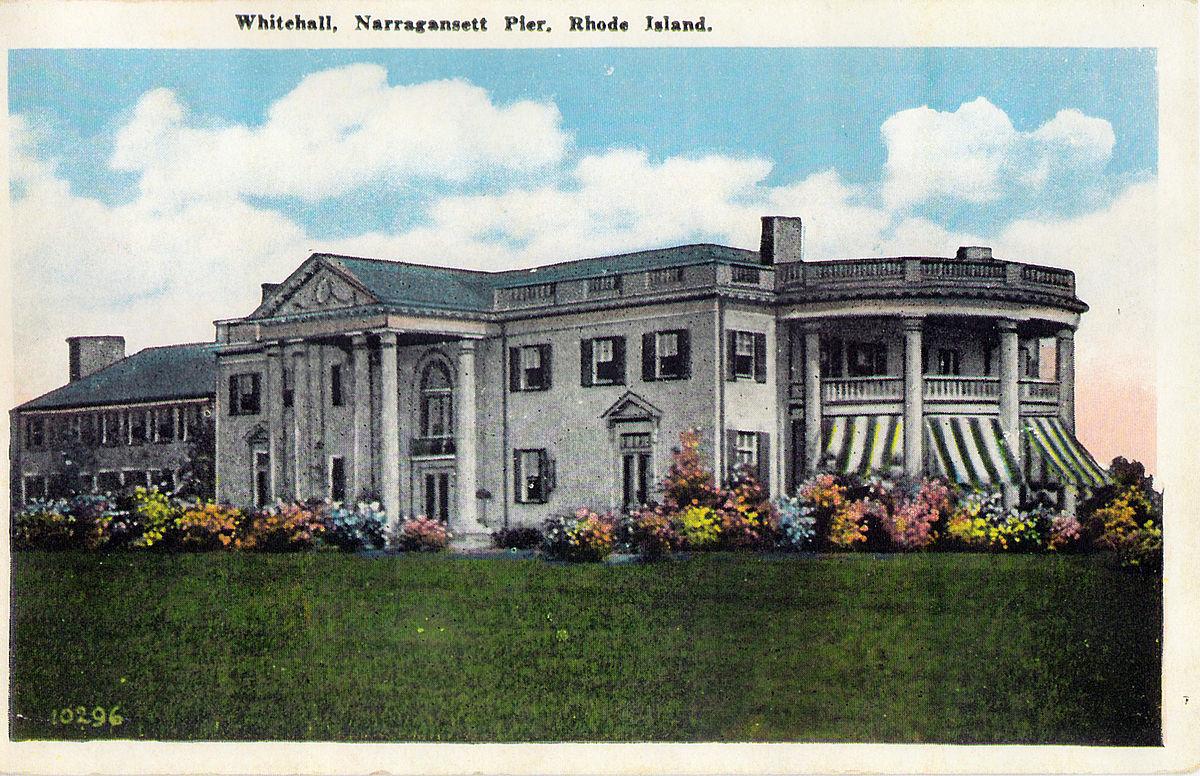 Whitehall Narragansett Rhode Island Wikipedia