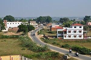 Chiraundi village of Morabad, Ranchi.