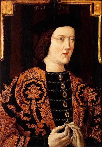 Fișier:Edward IV Plantagenet.jpg