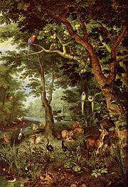 El paraiso según Bruegel
