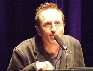 Jon Ronson speaking at TAM London October 2009