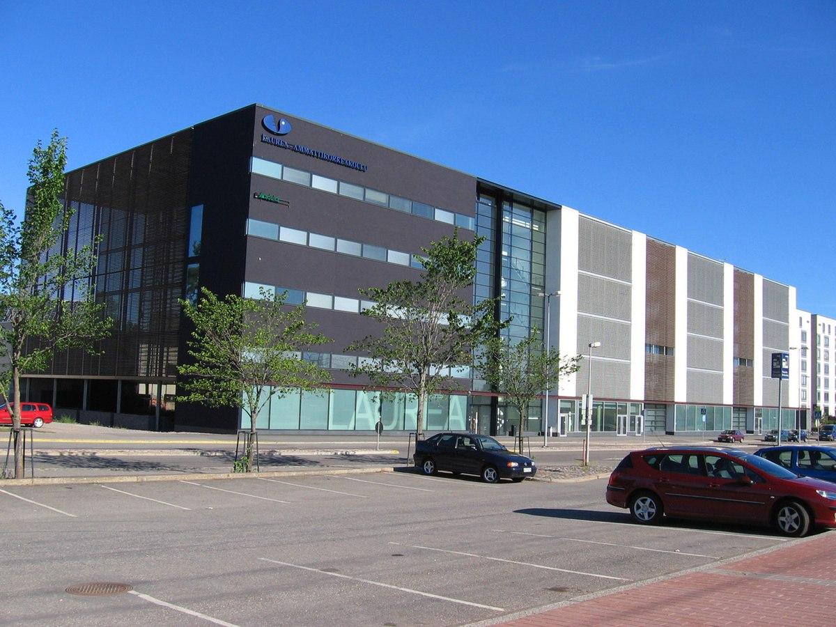 Laurea University Of Applied Sciences Wikipedia