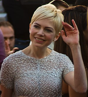 Actress Michelle Williams at the 83rd Academy ...
