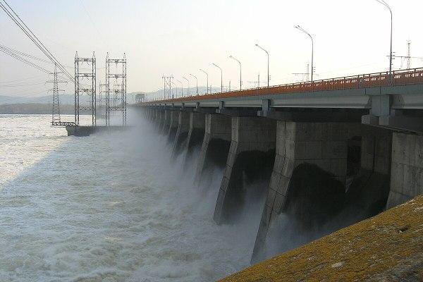 Zhiguli Hydroelectric Station - Wikipedia