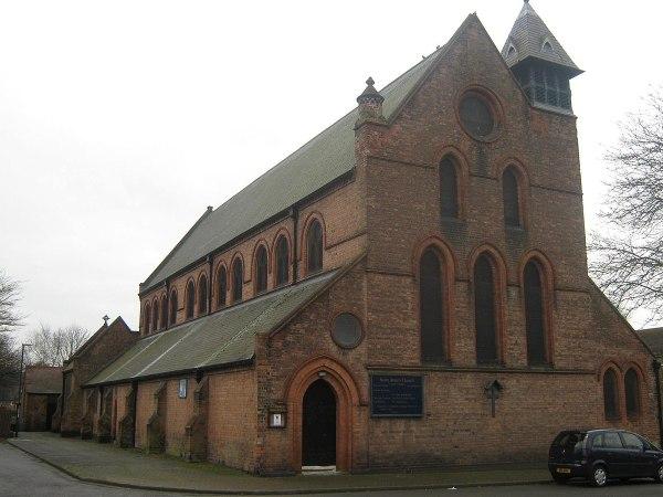 St Anne's Church, Derby - Wikipedia