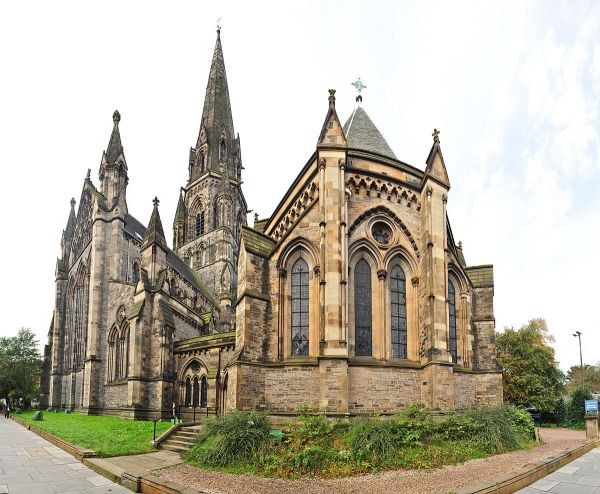 St Mary's Cathedral, Edinburgh - Wikidata