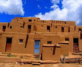 Pueblo de Taos.
