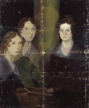The Brontë Sisters, by Patrick Branwell Brontë...