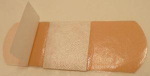 Band-Aid close-up