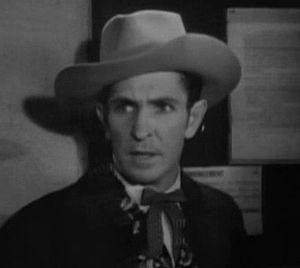English: Bob Steele in The Carson City Kid (1940)