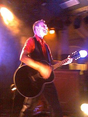 Ismo Alanko at Tammerfest, 2007-07-14