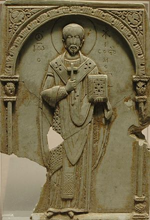 John Chrysostom, Constantinople, early or midd...
