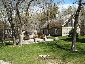 Mennonite Heritage Village Steinbach Manitoba ...
