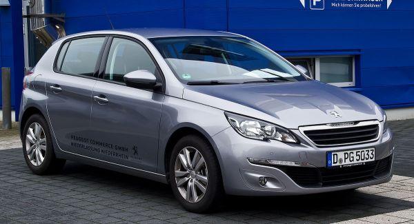 Peugeot 308 (2013) - Wikipedia