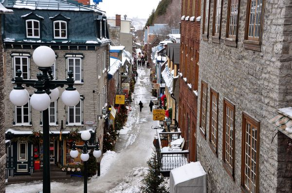 quebec city lower town