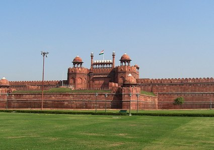 File:Red Fort, Delhi by alexfurr.jpg