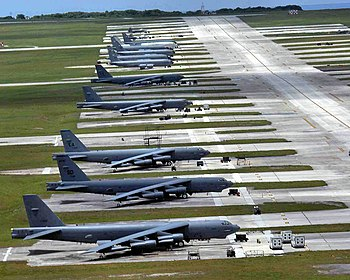 English: Air Force fighters, bombers, tankers ...