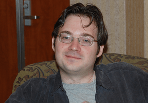 Brandon Sanderson at CONduit 17 in Salt Lake C...
