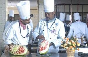 English: Culinary Work - School of Hotel Manag...