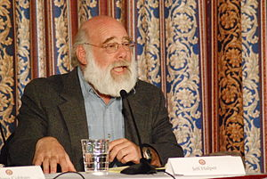 English: Jeff Halper, anthropologist and Coord...