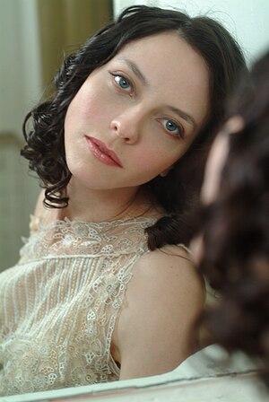 English: A photograph of Juliet Landau