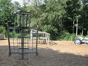 English: Kids playground