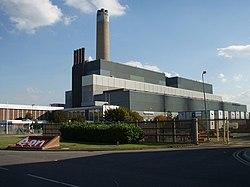 Kingsnorth Power Station (2007)