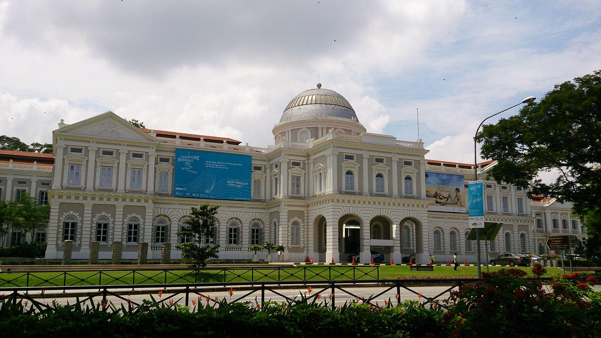 National Museum of Singapore - Wikipedia on National Museum Of Singapore  id=51277