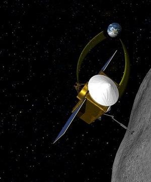 La sonda NASA OSIRIS-REX