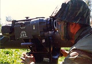 standard U.S. TOW anti-tank missile in use worldwide