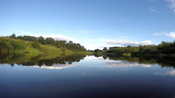 Волга Фото Река