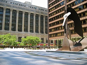 Richard J. Daley Center is Chicago's premier c...