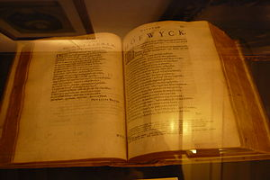 English: Picture of Huygens' book with Hofwijc...