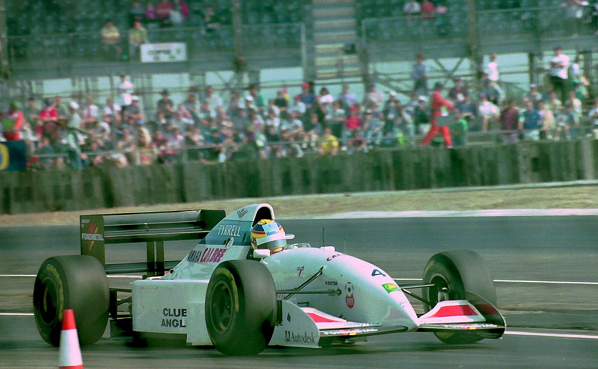 Tyrrell 022 Wikipdia