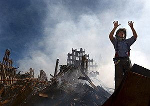A New York City fireman calls for 10 more resc...