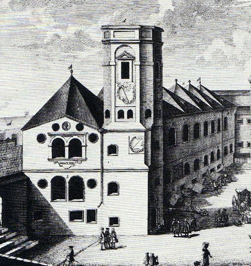 Annahof corvinus stadtbibliothek allein
