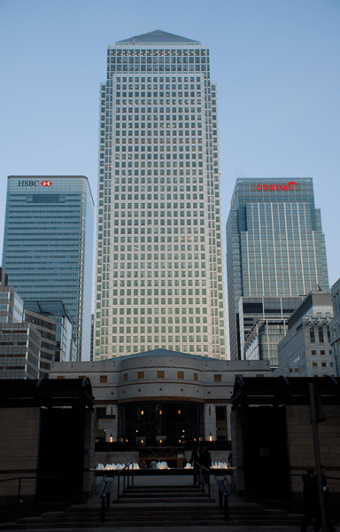 Londons three tallest buildings... but not for long.