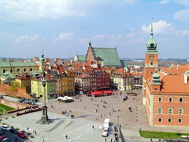 Восстановление Варшавы — Википедия