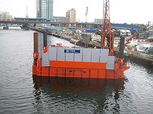 Crossrail works