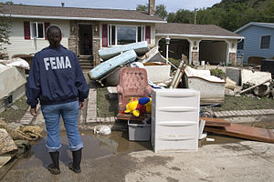 Rushford, MN, August 24, 2007 -- A FEMA repres...
