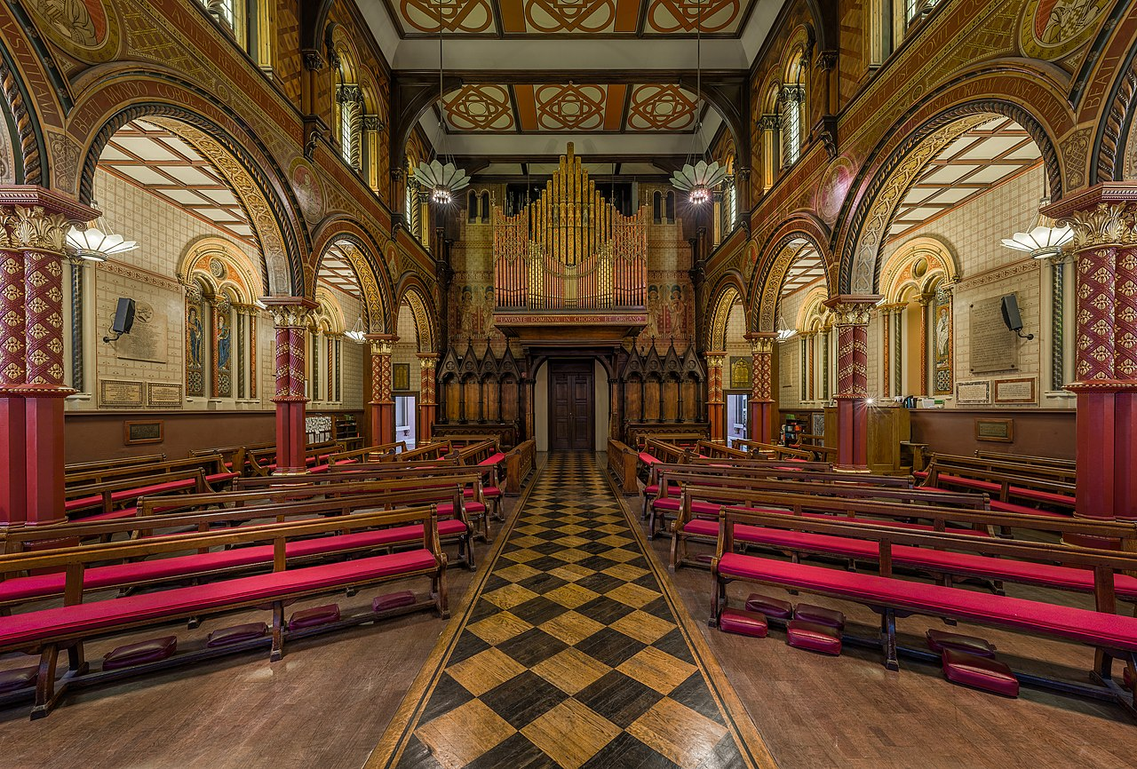 FileKings College London Chapel 3 London Diliffjpg